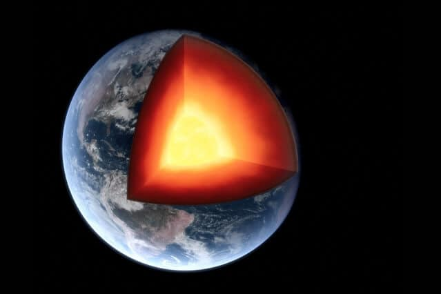 Up to 2% of Earth's oldest mantle is made of diamond