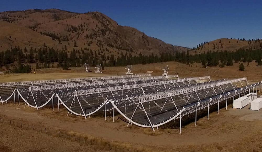 CHIME telescope detects second repeating fast radio burst from other galaxy