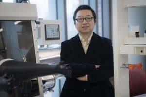 Technology uses plant biomass waste for self-powered biomedical devices
